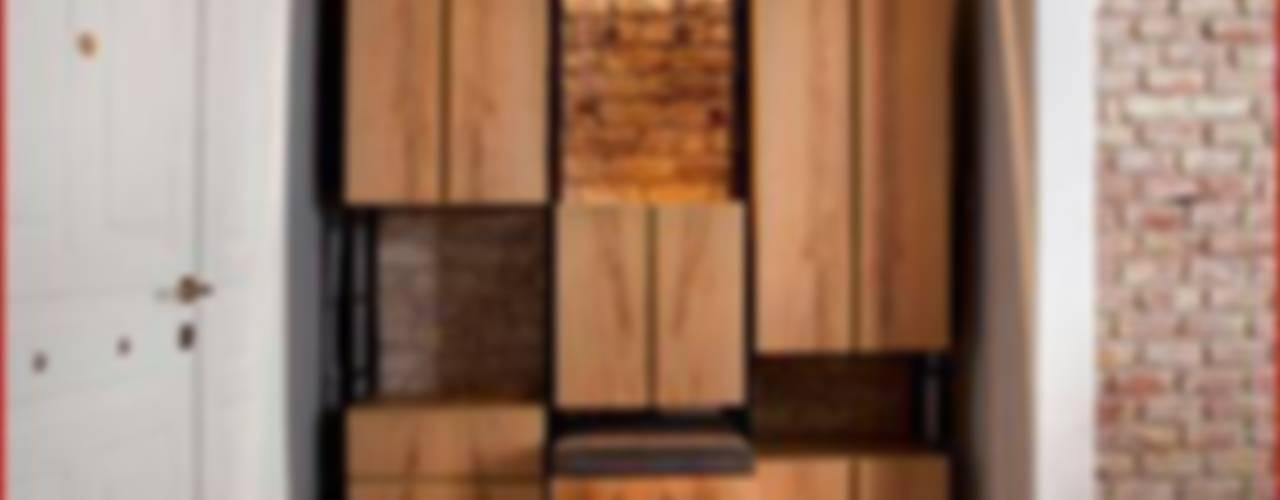 モダンスタイルの 玄関&廊下&階段 の DICLE HOKENEK ARCHITECTURE モダン