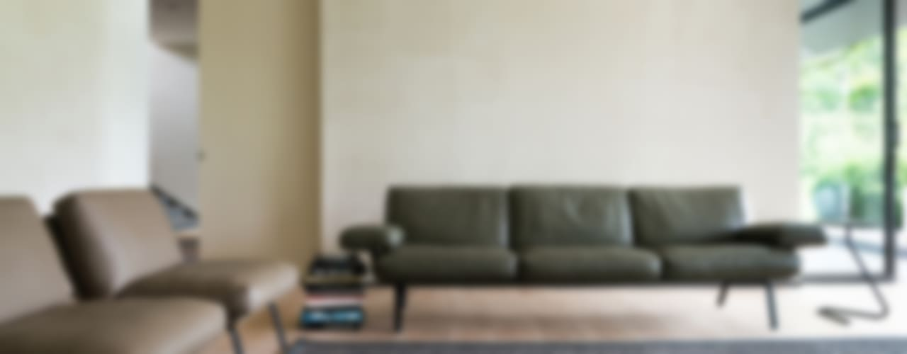 Modern Oturma Odası KwiK Designmöbel GmbH Modern