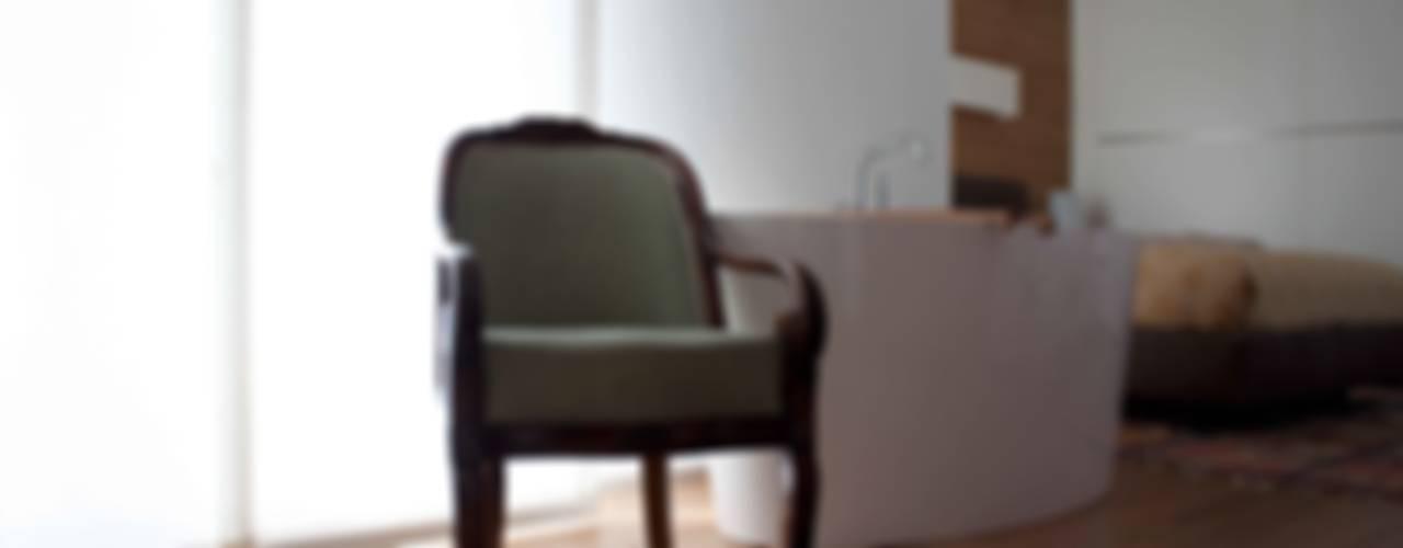 casa CR Camera da letto moderna di davide petronici | architettura Moderno