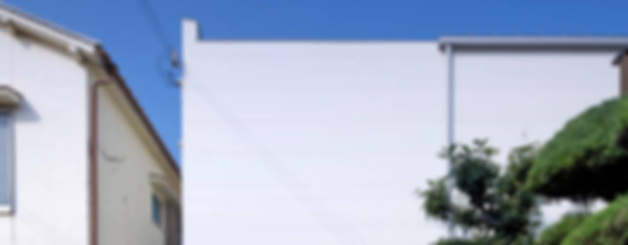 スルウ モダンな 家 の 一級建築士事務所 楽工舎 モダン
