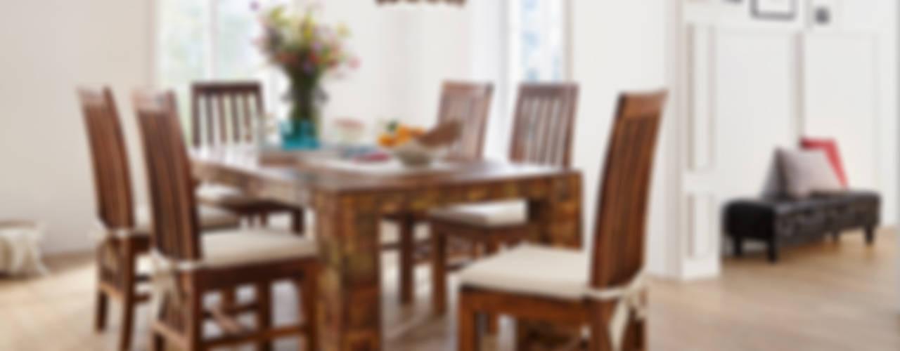 Столовая комната в тропическом стиле от Sunchairs GmbH & Co.KG Тропический