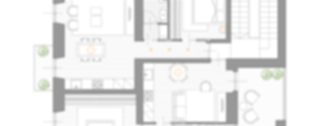 Ristrutturazione appartamenti di Elisa Rizzi architetto