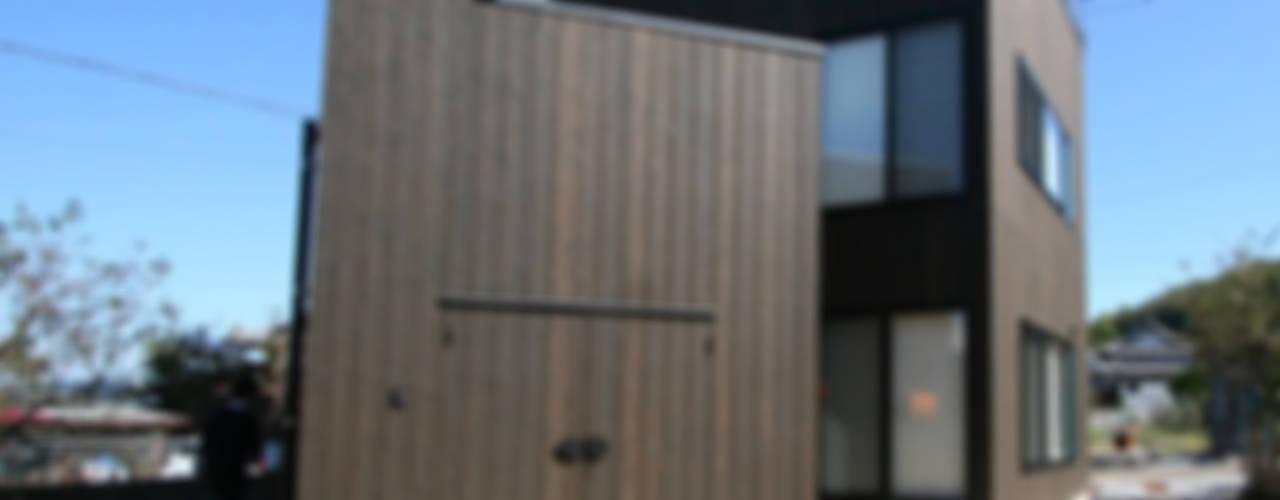 母の家: 長井建築設計室が手掛けた家です。,ミニマル