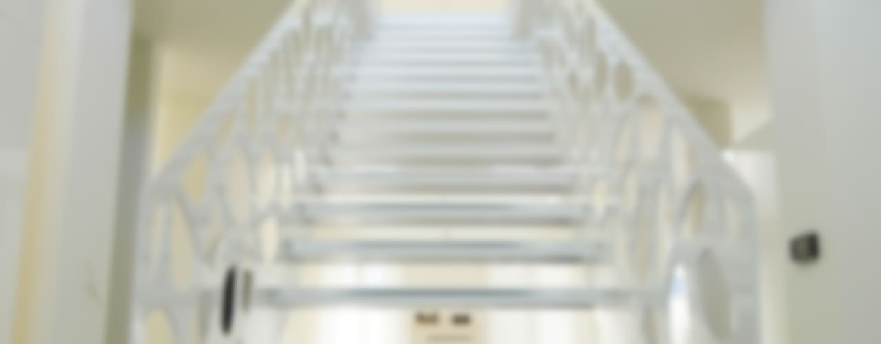 Konu Merdiven – Göksel Evi Merdiveni: modern tarz , Modern