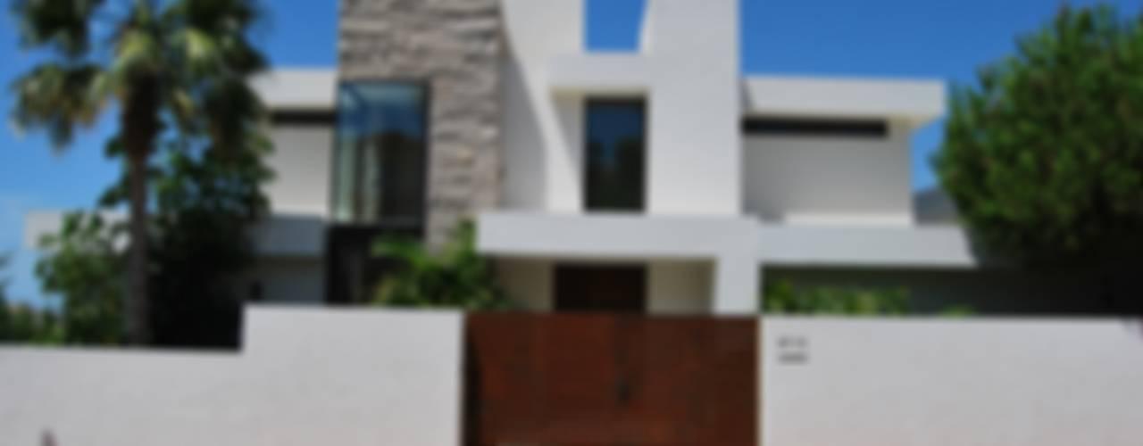 Casas modernas de saz arquitectos Moderno