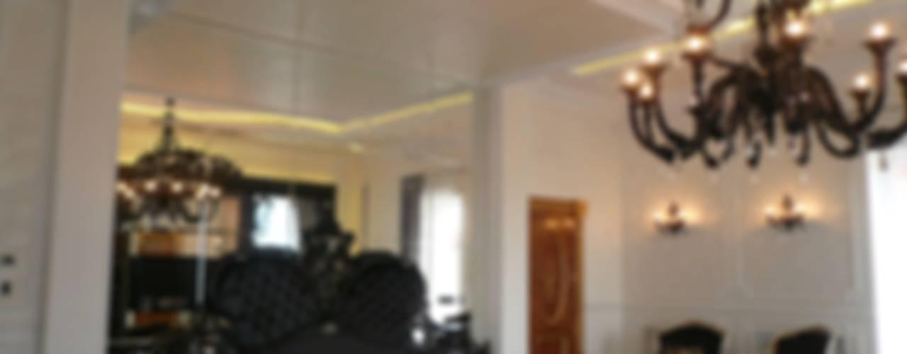 Дизайн интерьера квартиры: Спальни в . Автор – Antica Style,