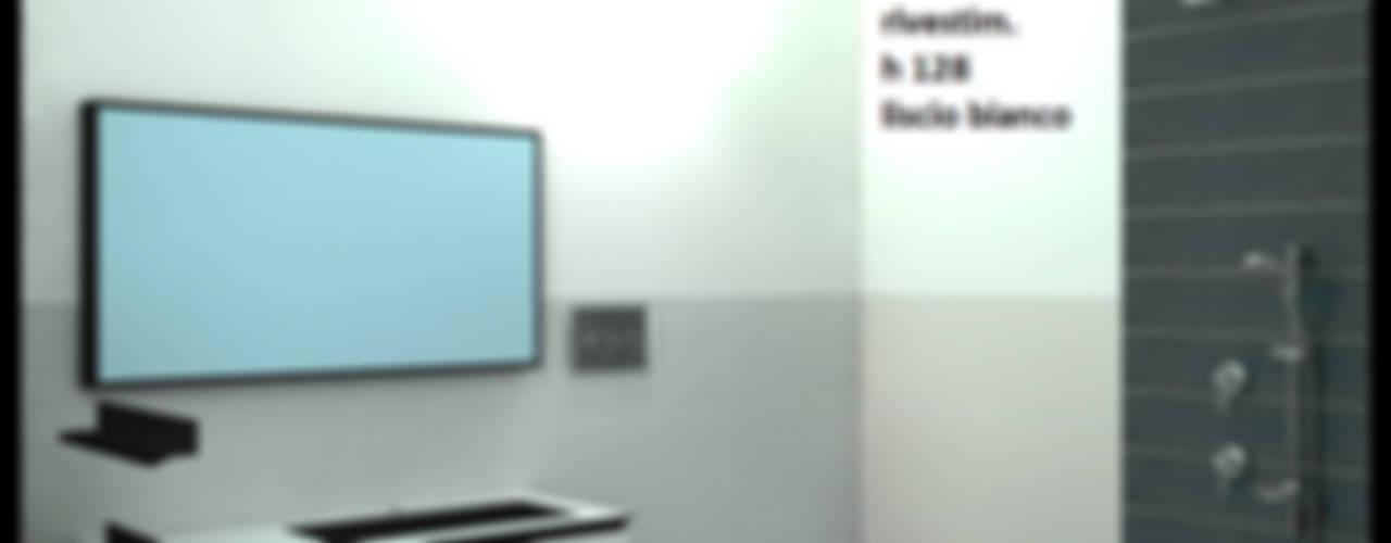 Ristrutturazione bagni a Casamassima Bagno minimalista di Ristruttura Felice Minimalista