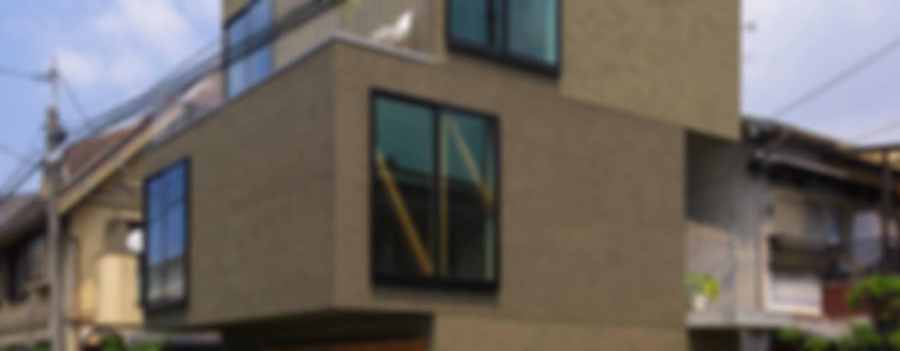 Y-House ミニマルな 家 の タカヤマ建築事務所 ミニマル