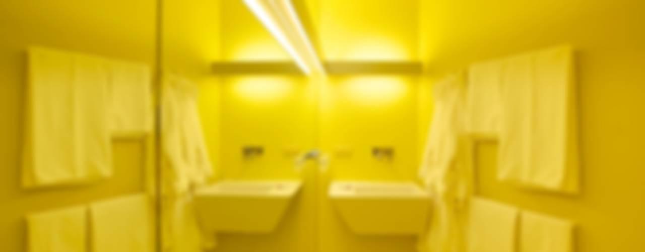 wave Ausgefallene Badezimmer von 3rdskin architecture gmbh Ausgefallen