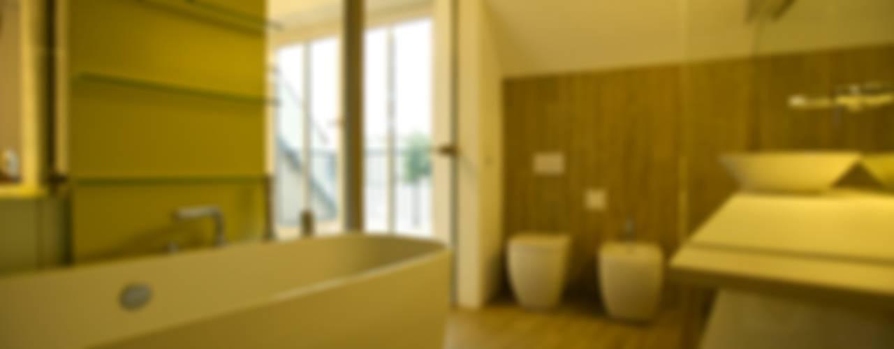 Eclectische badkamers van 3rdskin architecture gmbh Eclectisch
