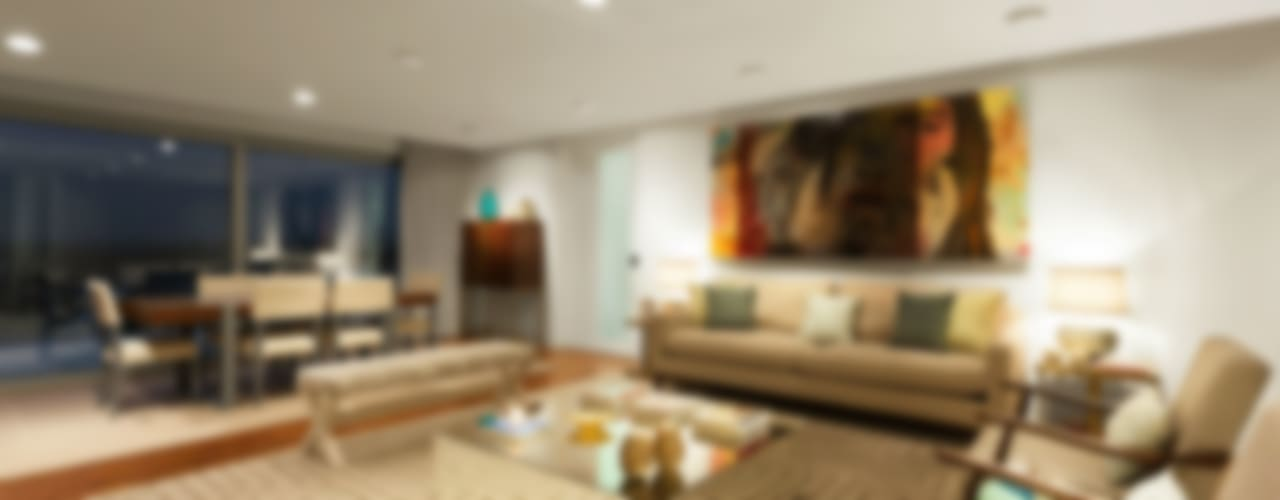 Ana Rita Soares- Design de Interiores ห้องนั่งเล่น