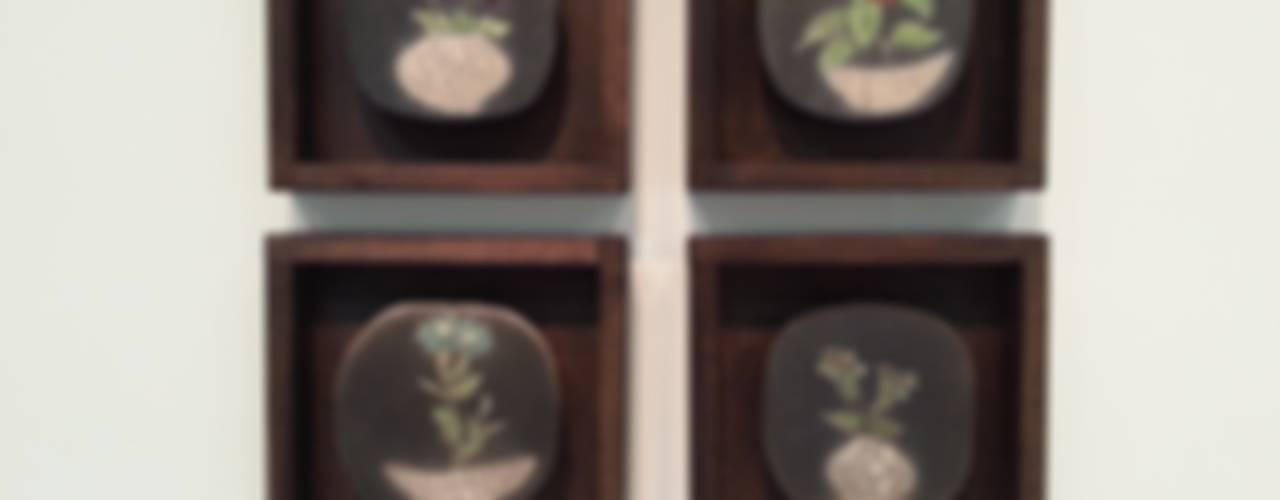 전통기 라쿠: 손길의 현대 ,모던