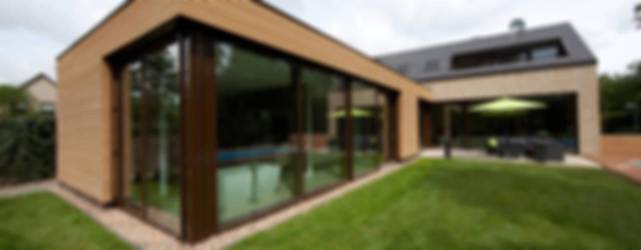 Wohnen an der Berkel Moderne Häuser von Hermann Josef Steverding Architekt Modern
