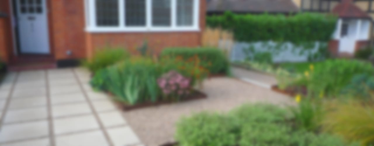 Jardin de style  par Fenton Roberts Garden Design,