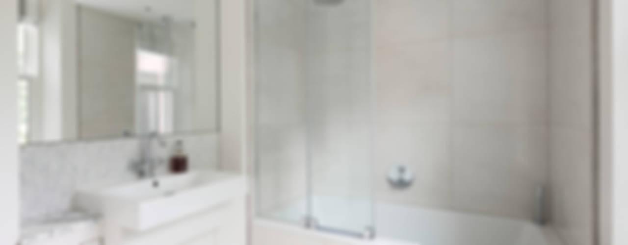 Green Retrofit, Lambourn Road Minimalist bathroom by Granit Architects Minimalist