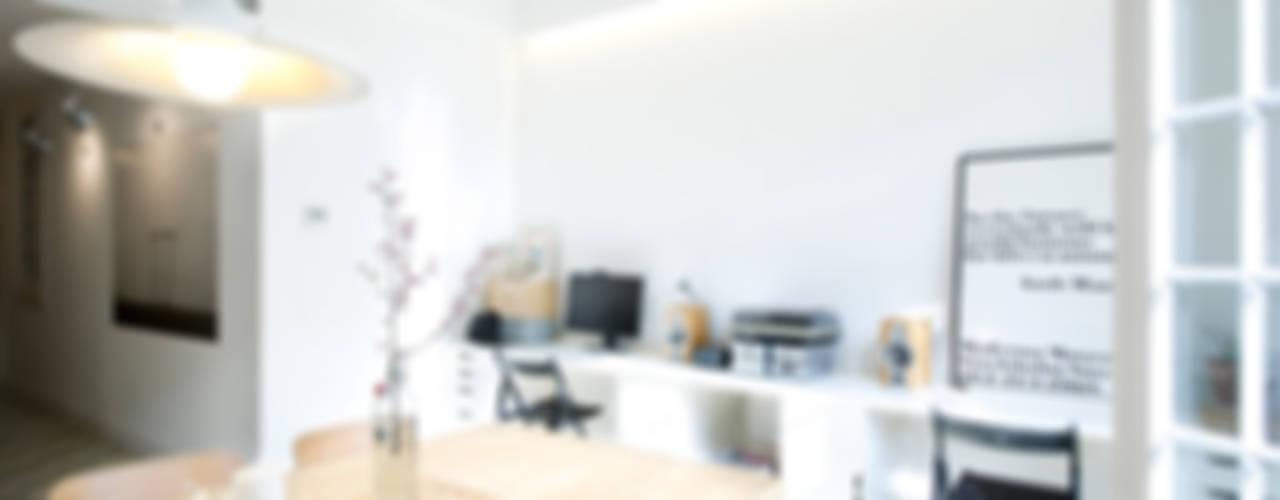 Studeerkamer/kantoor door Egue y Seta,