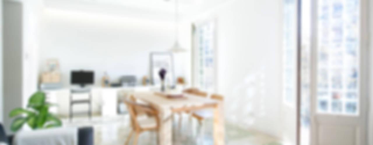 Salas de estar escandinavas por Egue y Seta Escandinavo
