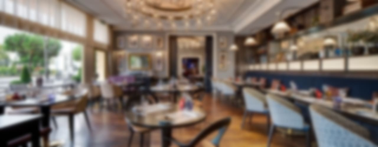 Montreux Jazz Café Modern gastronomy by Architecture by Aedas Modern