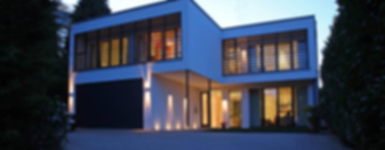 Дома в . Автор – Nicolas Tye Architects, Модерн