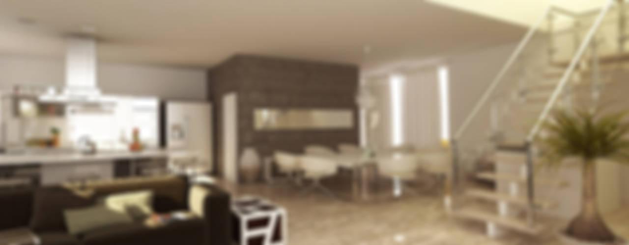 Salas de jantar clássicas por arquitecto9.com Clássico