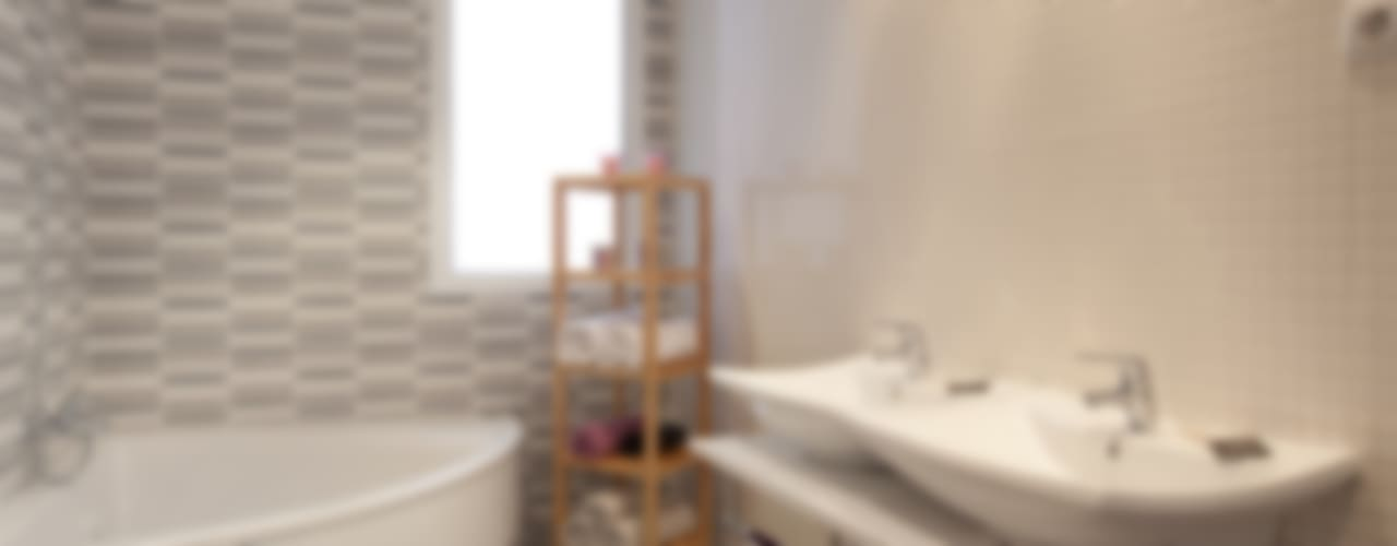Bathroom by Amplix Group,
