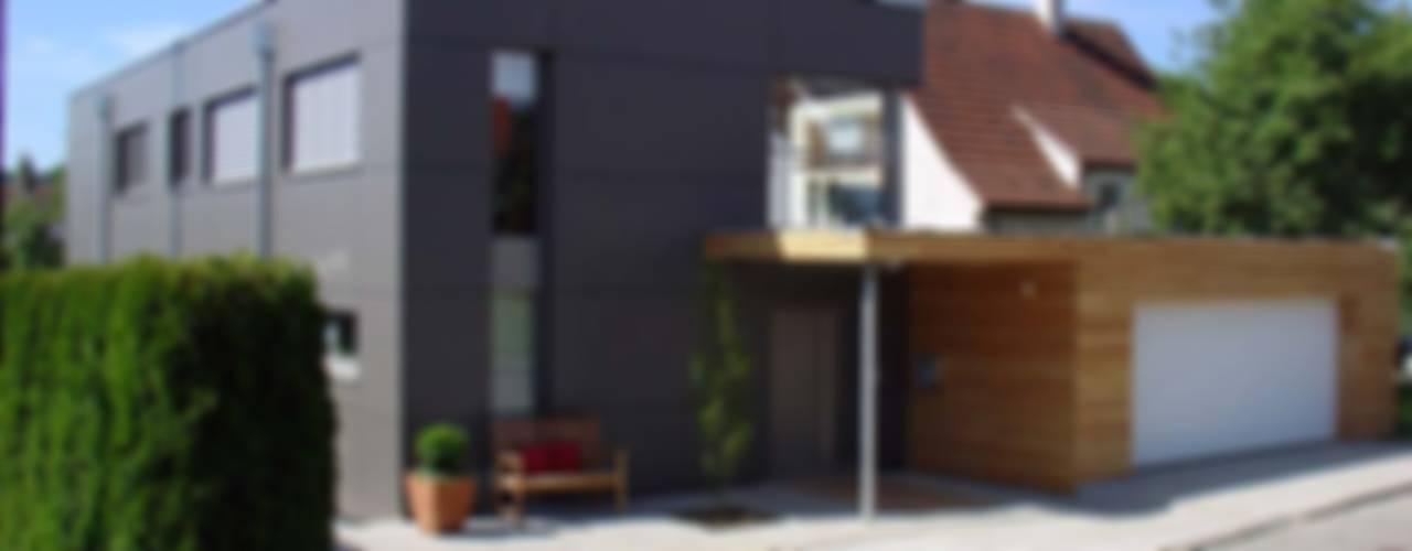 BV Dietz Moderne Häuser von Architekturbüro Arndt Modern