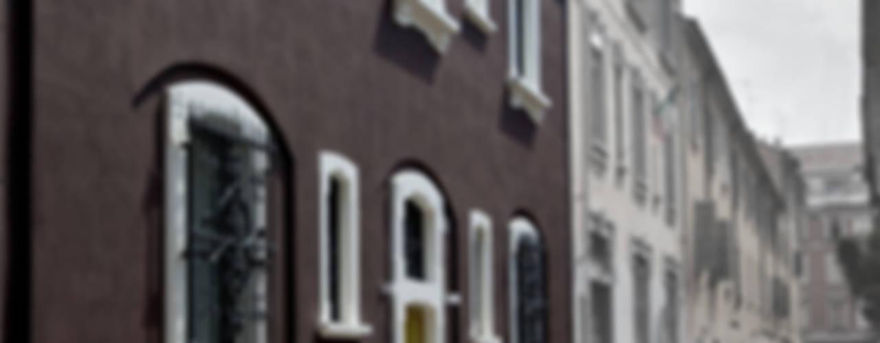 concoct andrea borri architetti Hotel moderni