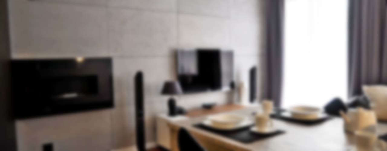 Salas de jantar modernas por Loft Design System Deutschland - Wandpaneele aus Bayern Moderno