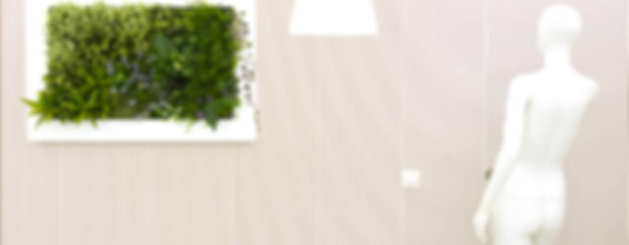 Modern living room by soma [arquitectura imasd] Modern