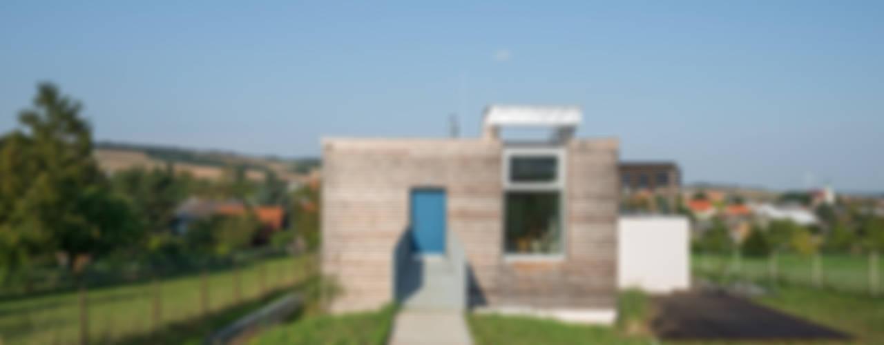 Projekty,  Domy zaprojektowane przez Abendroth Architekten