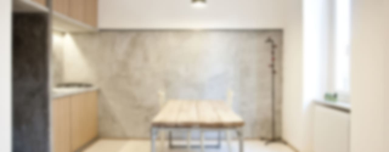 Comedores de estilo minimalista de R3ARCHITETTI Minimalista