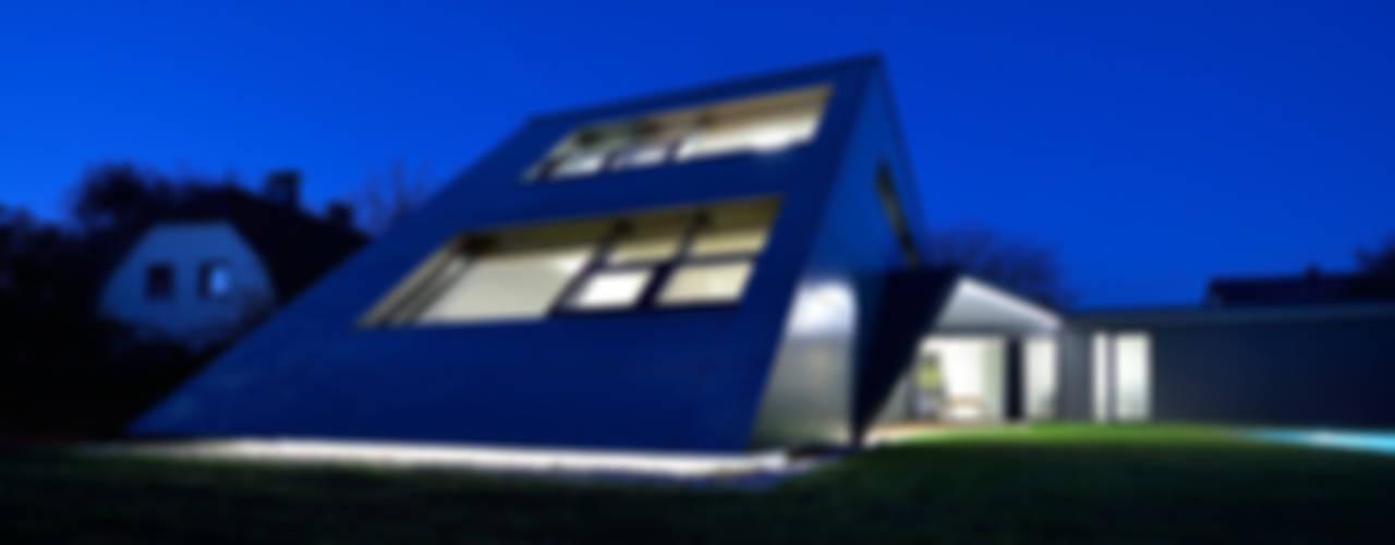 Haus CSJ Moderne Häuser von haas_architektur ZT GmbH Modern