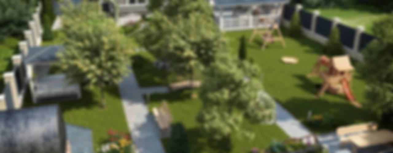 Дом в Оренбурге Дома в классическом стиле от Максим Любецкий Классический