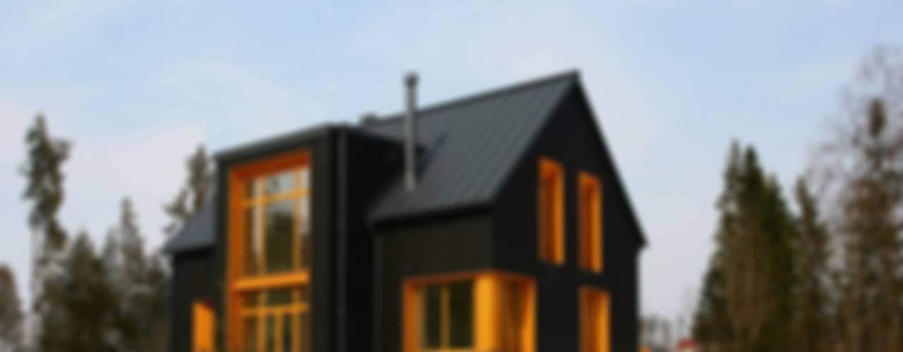 #чёрногорчичныйдом: Дома в . Автор – Snegiri Architects