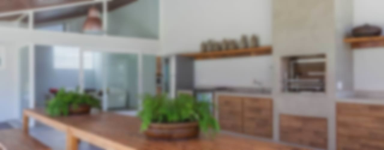 Piletas de estilo moderno por Nautilo Arquitetura & Gerenciamento