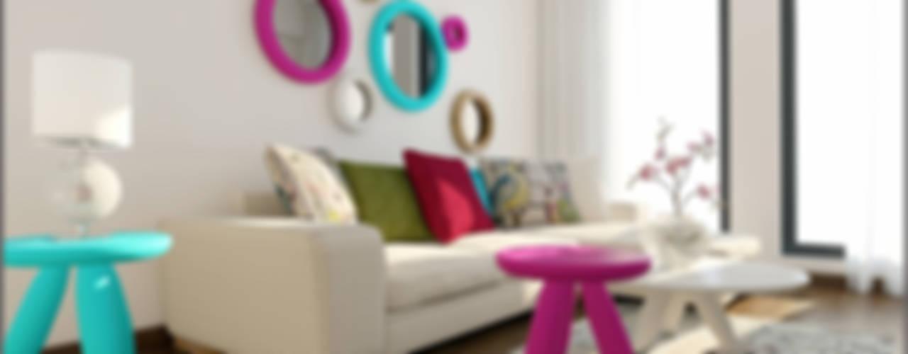 Origami Mobilya Modern Living Room