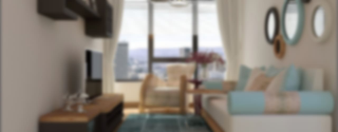 Oturma Odası Tasarımı Eklektik Oturma Odası Origami Mobilya Eklektik