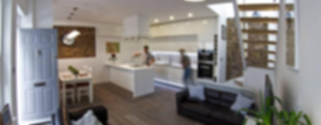 Кухни в . Автор – R+L Architect