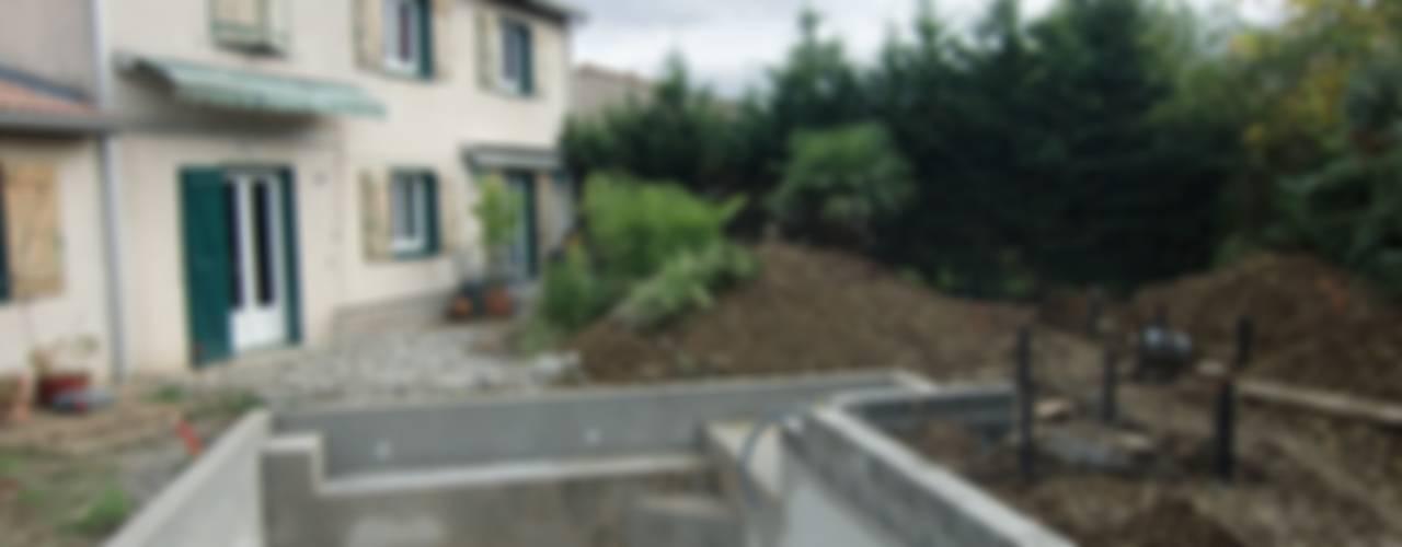 Giardino in stile  di bureau d'etudes jardins KAEL