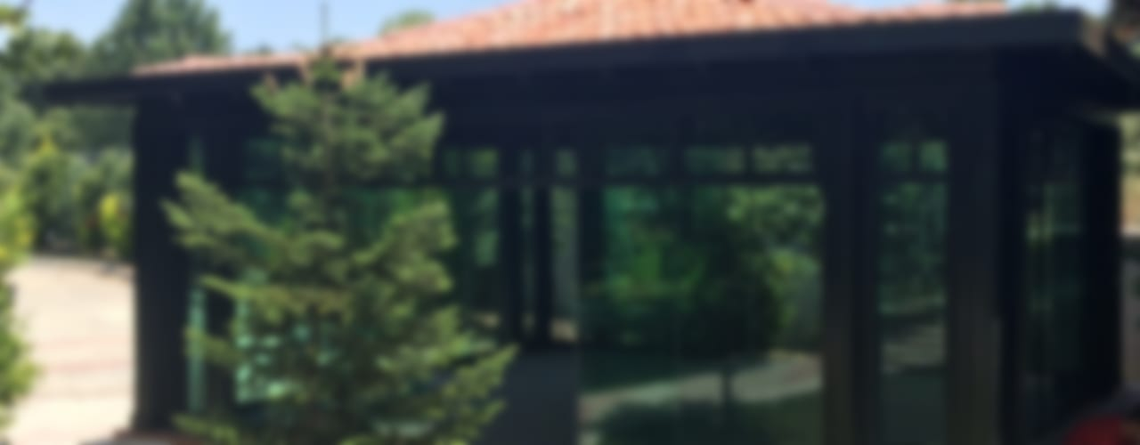 Ahşap Kamelya Minimalist Kış Bahçesi Tabiat Ahşap Tasarım ve Uygulama San. Tic. Ltd. Şti Minimalist