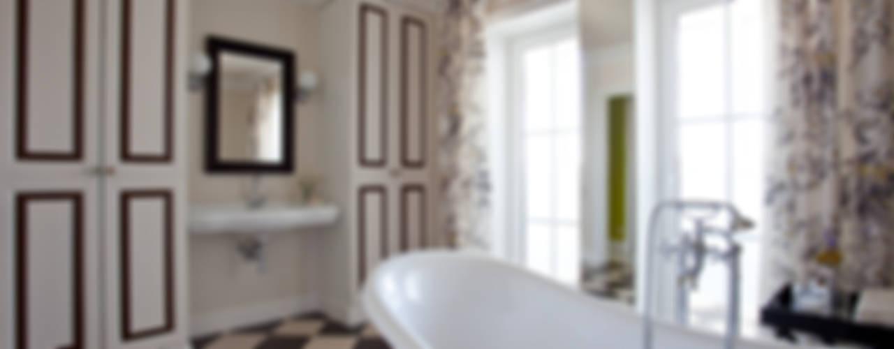 homify Ванная комната в эклектичном стиле