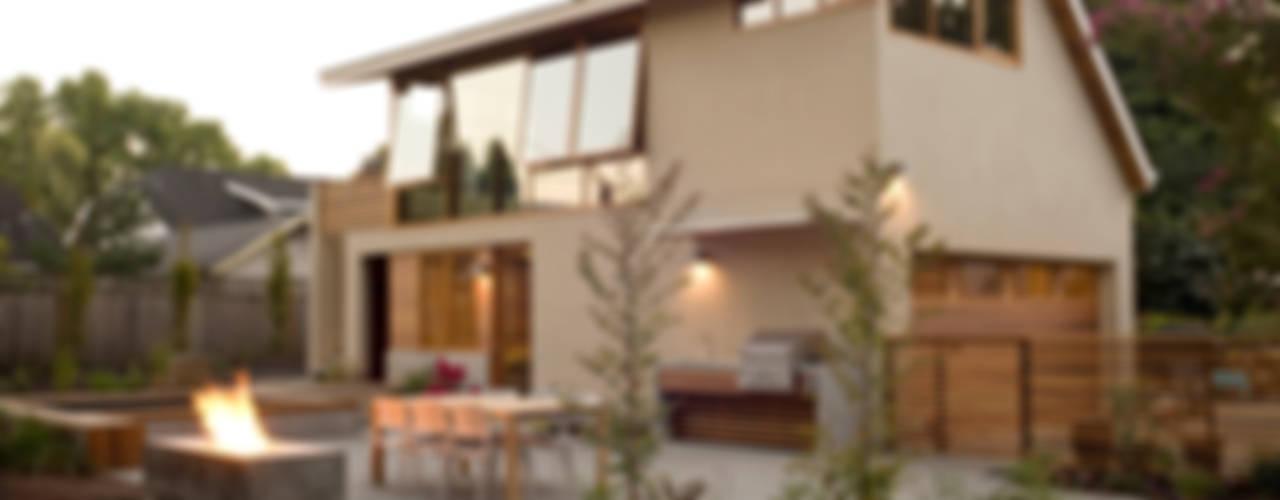 Casas de estilo  por PATH Architecture