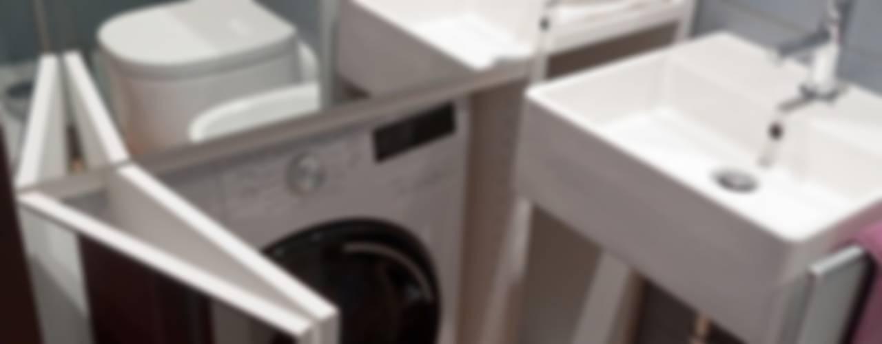 Mobili Per Lavatrici Ad Incasso.La Lavatrice In Bagno 6 Trucchi Ingegnosi Per Nasconderla