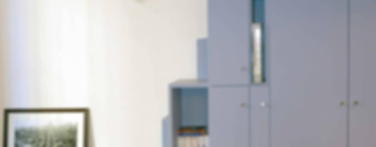 Pierre Georges Architecte Camera da lettoLetti e testate