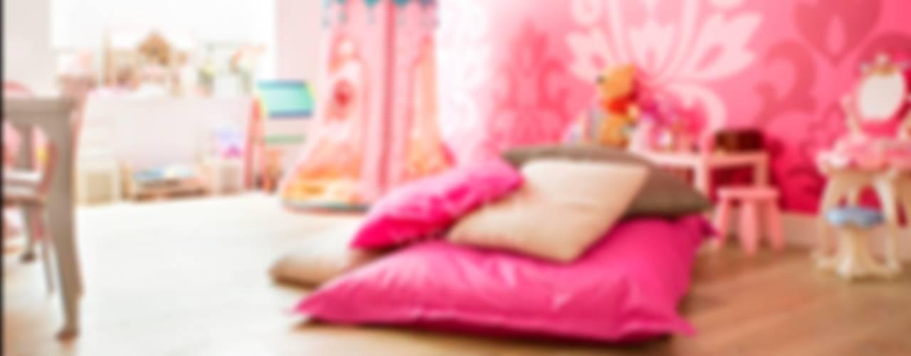 Villa Blaricum:  Kinderkamer door BVO Vloeren,