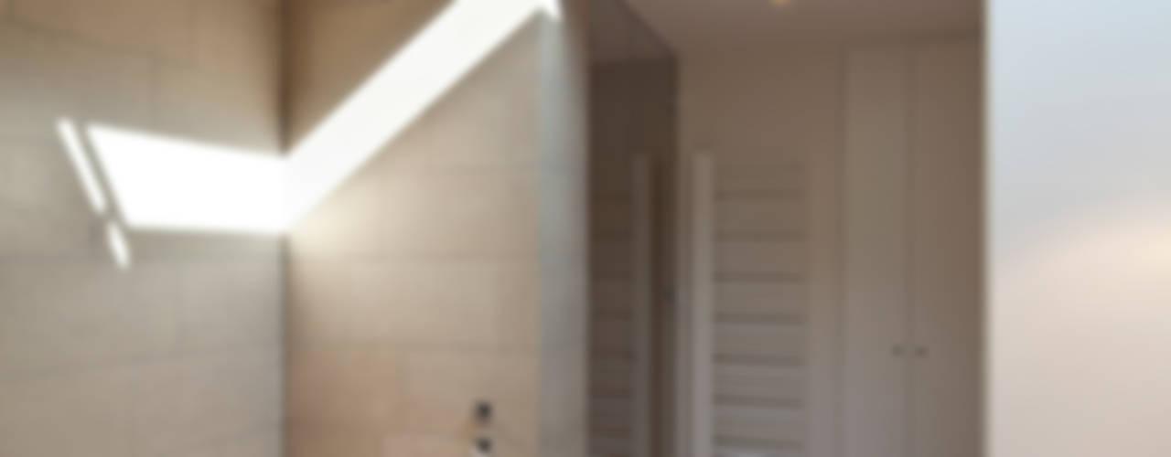 Badkamer door ARCHITEKTEN BRÜNING REIN