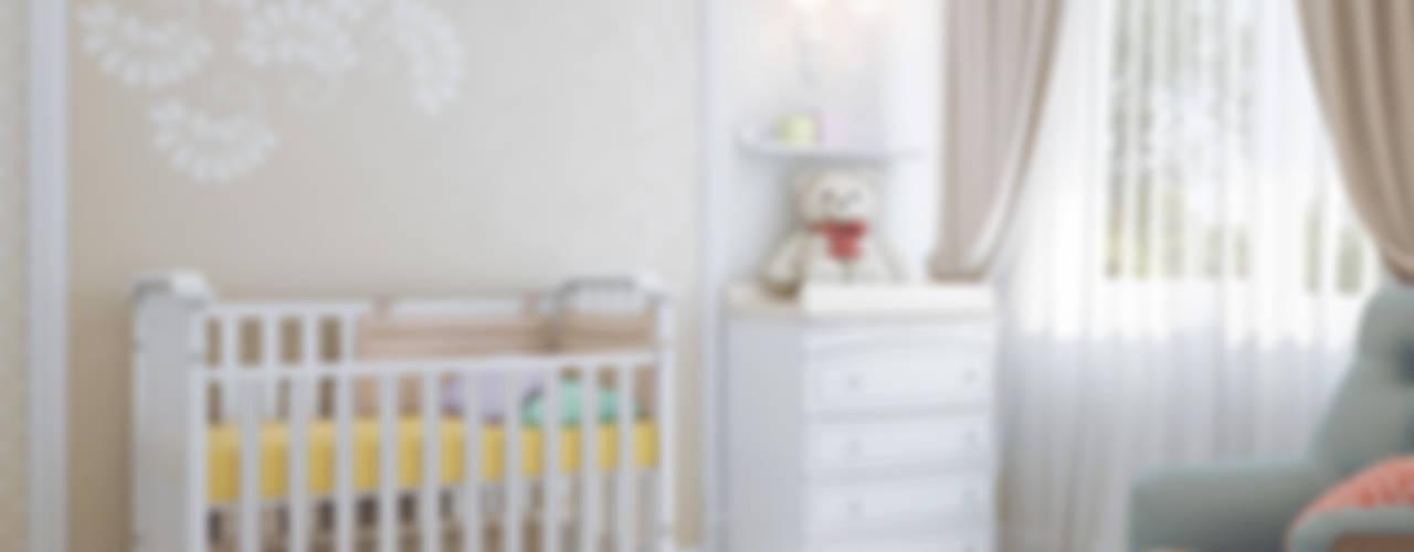 Quarto infantil clássico por izooom Clássico