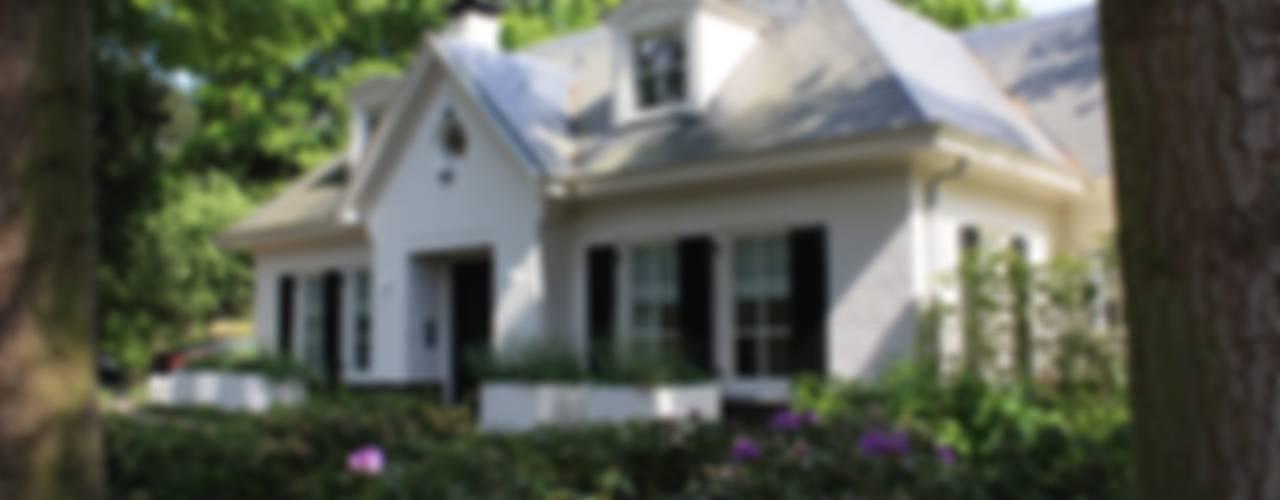 Zonnige droomvilla Arceau Architecten B.V. Landelijke huizen