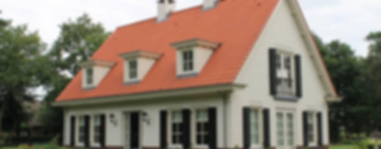Perfect droomhuis Landelijke huizen van Arceau Architecten B.V. Landelijk