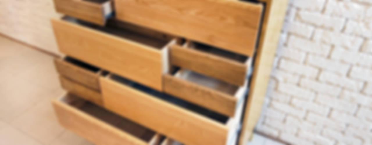 complex steel drawer: Design-namu의